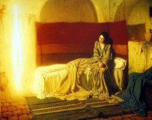 Annunciation-Henry-Ossawa-Tanner-1898